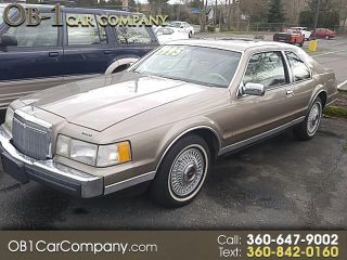 1986 Lincoln Mark Series VII