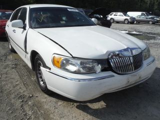 Lincoln Town Car Executive 1998