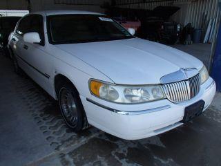 Lincoln Town Car Executive 1998