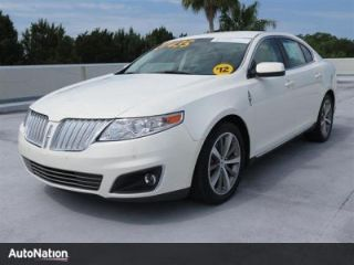 Used 2012 Lincoln MKS in Clearwater, Florida