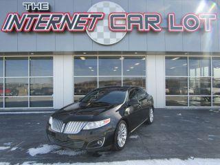 Lincoln MKS 2012