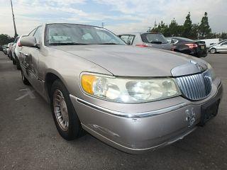 Lincoln Town Car Executive 2002