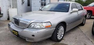 Lincoln Town Car Executive 2004