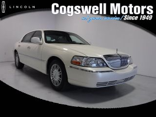 Used 2007 Lincoln Town Car Signature Limited In Russellville Arkansas