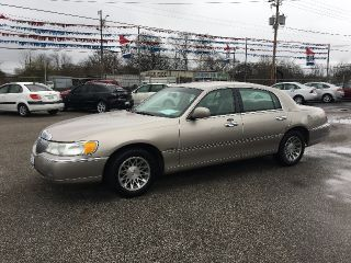 Used 2002 Lincoln Town Car Signature In Bessemer Alabama