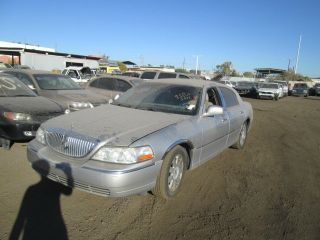 Used 2003 Lincoln Town Car Signature In Phoenix Arizona