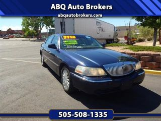 Used 2003 Lincoln Town Car Signature In Albuquerque New Mexico
