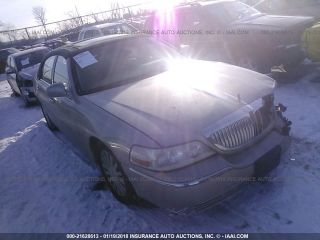 Used 2003 Lincoln Town Car Signature In Sparta Kentucky