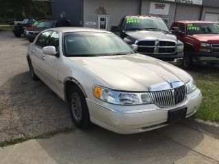 Used 2001 Lincoln Town Car Cartier In Rossville Kansas