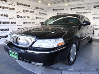Used 2007 Lincoln Town Car Designer in North Hollywood, California