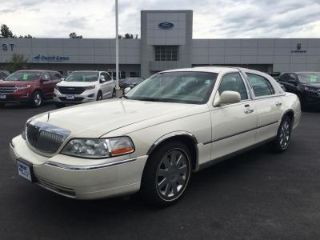 Used 2007 Lincoln Town Car Designer In Nashua New Hampshire