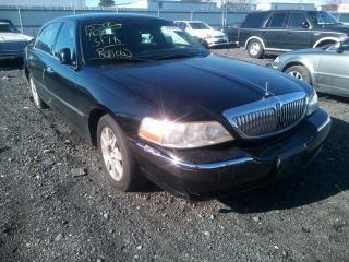 Lincoln Town Car Executive L 2007