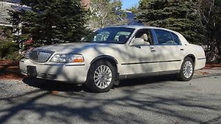 Used 2004 Lincoln Town Car Ultimate L In Chatham Massachusetts