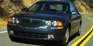 Lincoln LS Sport 2001
