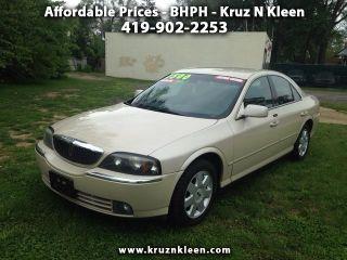 Lincoln LS Premium 2003