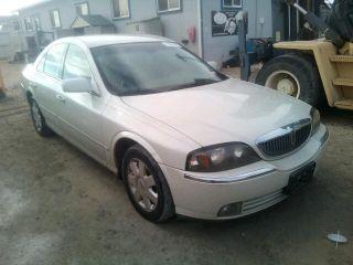 Lincoln LS 2005