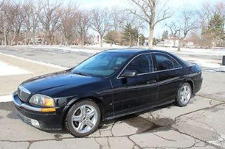 Used 2001 Lincoln LS in Detroit, Michigan