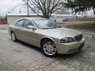 Used 2005 Lincoln LS Sport in Bloomington, Illinois