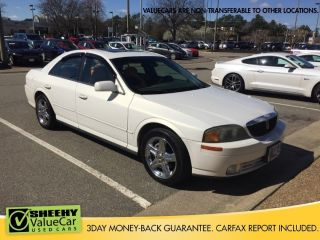2002 Lincoln LS LSE