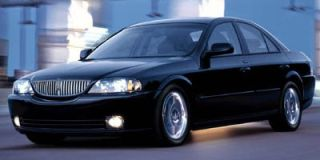 Lincoln LS Ultimate 2005