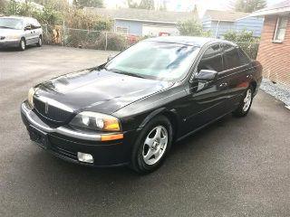 2001 Lincoln LS Sport