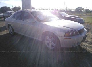 Used 2001 Lincoln LS in Donna, Texas