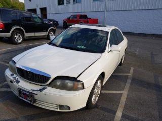 2003 Lincoln LS Premium