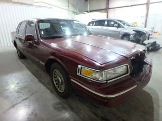 Used 1996 Lincoln Town Car Executive In Tulsa Oklahoma