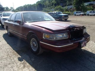 Lincoln Town Car Executive 1997