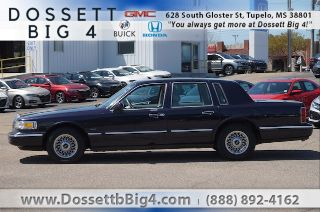 Used 1996 Lincoln Town Car Executive In Tupelo Mississippi