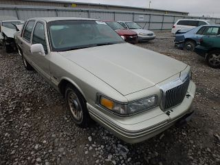 Used 1997 Lincoln Town Car Executive In Walton Kentucky