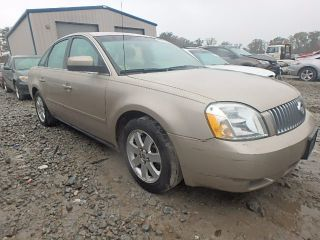 Mercury Montego Luxury 2005