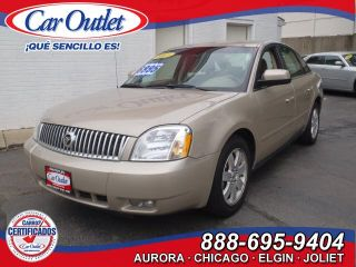 Used 2005 Mercury Montego Luxury in Harvey, Illinois