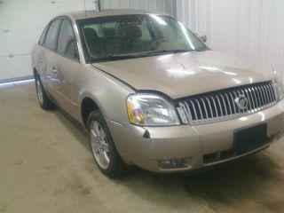 Mercury Montego Luxury 2005
