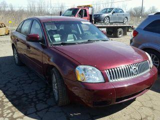 Mercury Montego Premier 2006