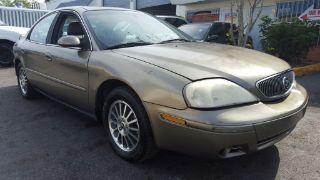 Mercury Sable GS 2005