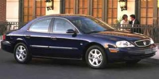 Mercury Sable GS 2001