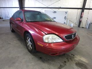 Mercury Sable LS 2001
