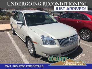 Mercury Sable Base 2008
