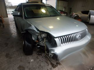Mercury Montego Premier 2007