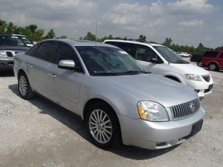 Mercury Montego Premier 2005