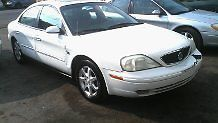 Used 2001 Mercury Sable LS Premium in Newark, New Jersey