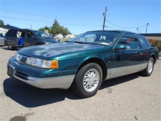 used 1994 mercury cougar xr7 in henderson nevada used 1994 mercury cougar xr7 in henderson nevada