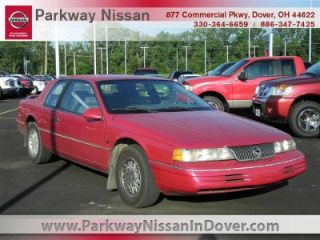 used 1993 mercury cougar xr7 in dover ohio used 1993 mercury cougar xr7 in dover ohio