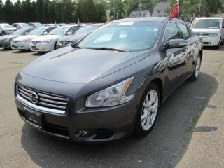 Used 2012 Nissan Maxima S in Fairfield, Connecticut