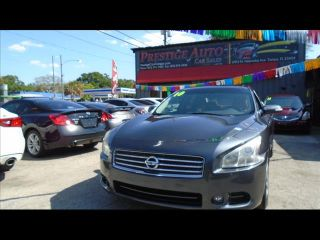 Used 2010 Nissan Maxima S in Tampa, Florida
