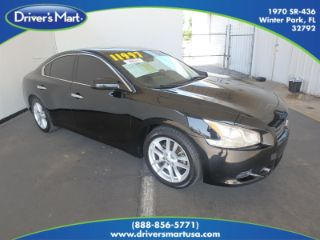 Used 2014 Nissan Maxima S in Winter Park, Florida