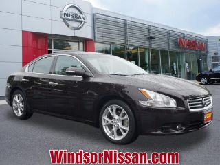 Used 2012 Nissan Maxima SV in East Windsor, New Jersey