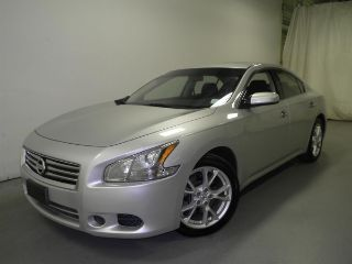 Used 2012 Nissan Maxima S in Greenville, South Carolina
