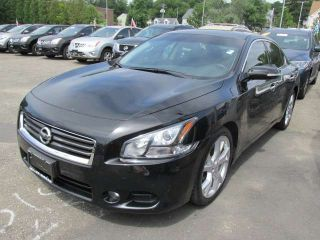 Used 2012 Nissan Maxima SV in Fairfield, Connecticut